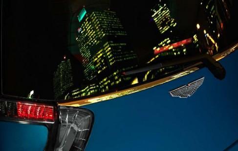 2013 aston martin cygnet lease ct