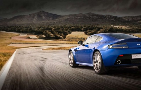2013 aston martin vantage coupe financing