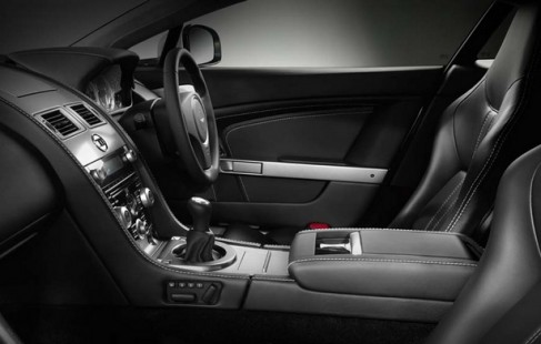 2013 aston martin vantage coupe lease pa
