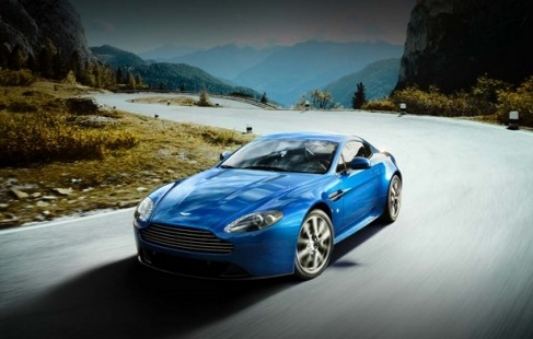 2013 aston martin vantage coupe leasing ct