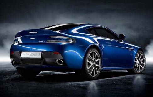 2013 aston martin vantage coupe leasing ny