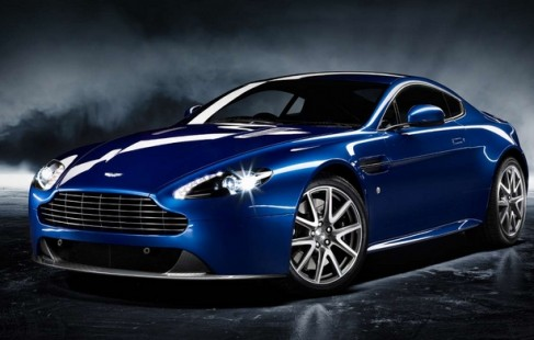2013 aston martin vantage coupe leasing nyc