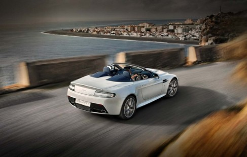 2013 aston martin vantage roadster lease ct