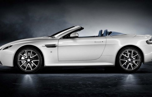 2013 aston martin vantage roadster lease finance
