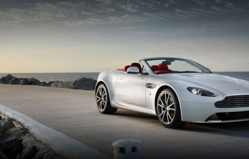 2013 aston martin vantage roadster leasing ct