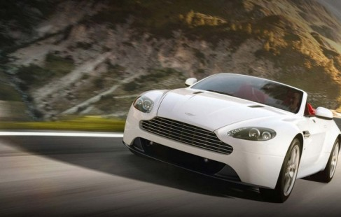 2013 aston martin vantage roadster leasing nj