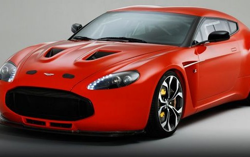 2013 aston martin zagato lease nj