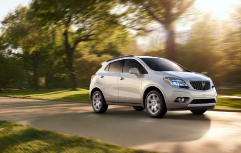 2013 buick encore lease nyc