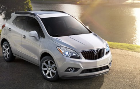 2013 buick encore leasing nj