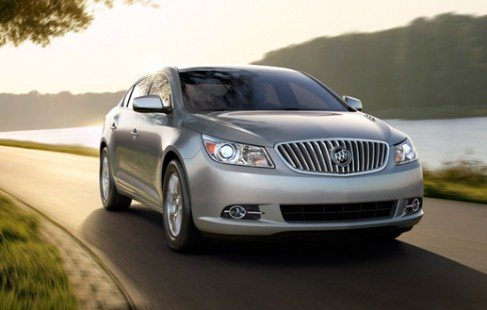 2013 buick lacrosse lease nyc
