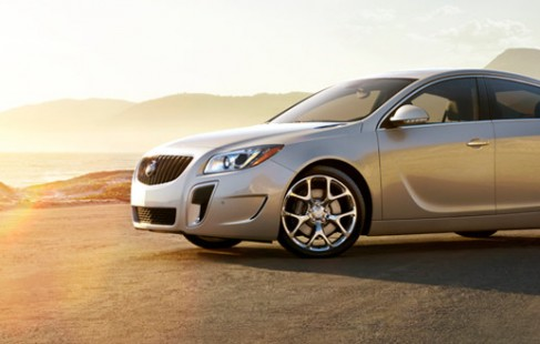 2013 buick regal finance