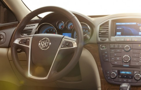 2013 buick regal leasing