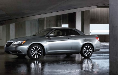 2013 chrysler 200 convertible lease nyc