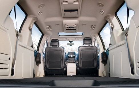 2013 chrysler town & country finance