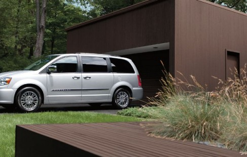 2013 chrysler town & country lease ny