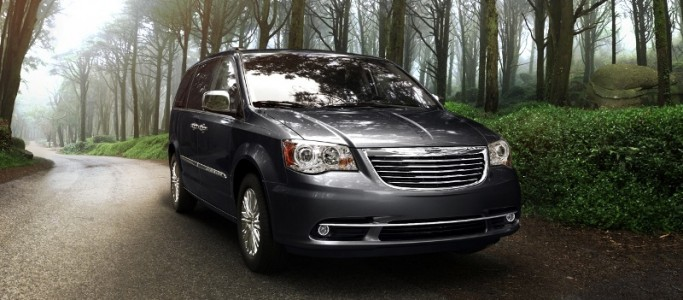 Chrysler Town &#038; Country