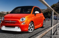 Fiat 500E