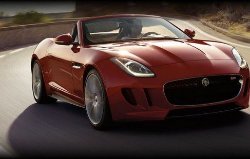 2013 jaguar f-type finance