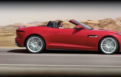 2013 jaguar f-type lease nj