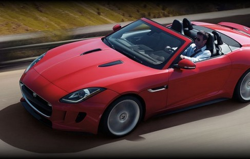 2013 jaguar f-type lease ny