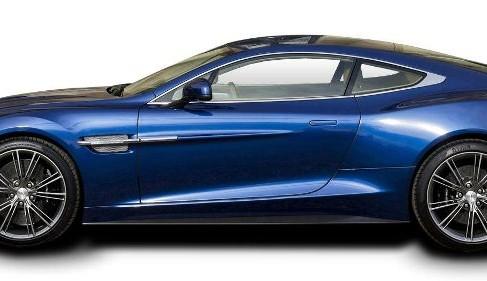 2014 Aston Martin Vanquish finance