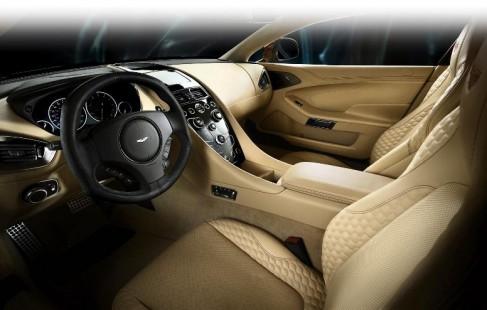 2014 Aston Martin Vanquish financing