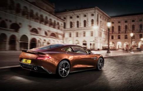 2014 Aston Martin Vanquish lease ct