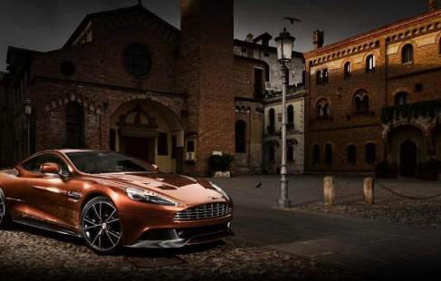 2014 Aston Martin Vanquish lease ny