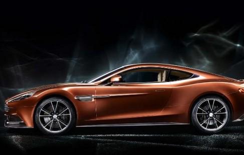 2014 Aston Martin Vanquish lease pa