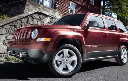 2014 jeep patriot finance